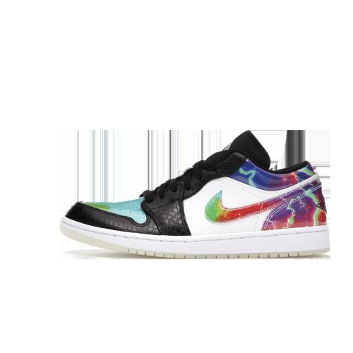 Jordan 1 Low Galaxy