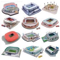 50% OFF 3D Puzzle DIY Assembling Model of Football Field