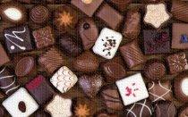 Chocolate Puzzle 1000 Pieces
