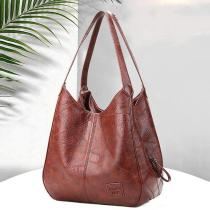 2020 Women's vintage leather handbag
