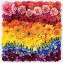 Rainbow Flowers Jigsaw Puzzle 1000PCS