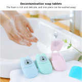 Outdoor Disposable Hand Washing Soap With Nice Box(5 boxes) TQZ910062