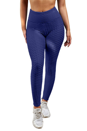 Blue Perfect Shape Leggings LC26080-5