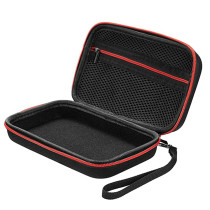 Black Red Storage Box of Forehead Thermometer H00262-3