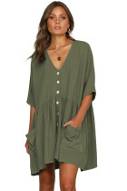 Green Natural Beauty Dress LC220637-9