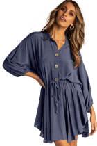 Sunday Afternoon Sky Blue Dress LC220802-4