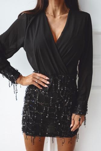 Gorgeous Little Black Dress LC221216-2