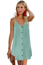 Buttoned Slip Dress LC220704-109
