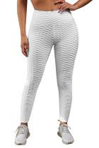White Perfect Shape Leggings LC26080-1