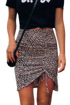 Sexy Wild Leopard Skirt LC65276-20