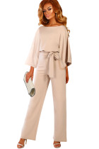 Apricot Date Night Jumpsuit LC64610-18