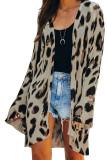 Lightweight Knit Leopard Cardigan LC271017-20
