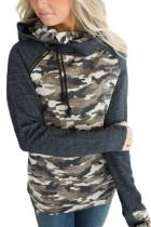 Doublehood Camo Accent Sweatshirt LC2532565-11