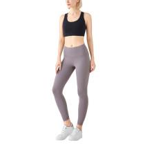 Black High Quality Fitness Sports Yoga bra TQE67036-2