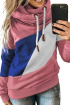Accent Colorblock Hoodie LC2533351-3