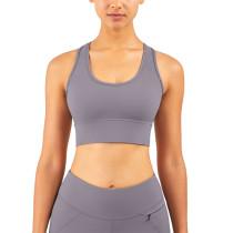 Sea Moon Rock Breathable Mesh Wide Shoulder Sports Yoga vest TQE17064-73