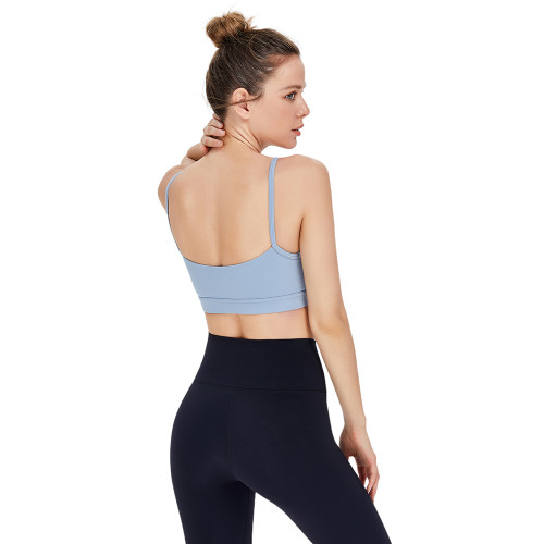 Mordecai Low Back Sportswear Yoga Bra TQE91091-116