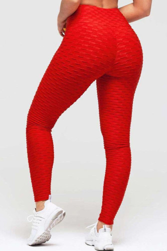 Red Perfect Shape Leggings LC26080-103