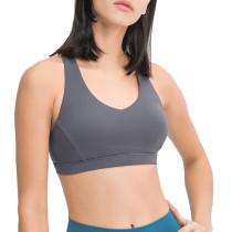 Titanium Y Back Push-up Sports Vest Bra TQE140194-90