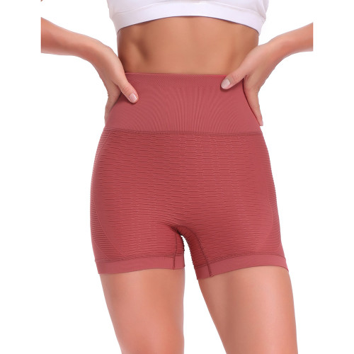 Watermelon Red Bubble Texture Sprot Shorts TQK530034-63