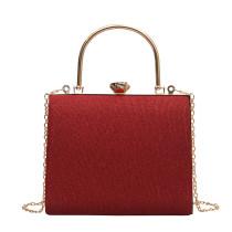 Red Retro Sparkling Messenger Evening Bag H21294-3