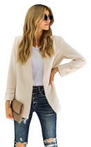 Apricot Uptown Girl Pocketed Blazer LC852059-18