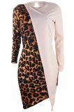 Polyester Long Sleeve Round Neck Mid Waist KSN5071