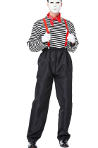 Halloween Party Cosplay Chaplin Style Costumes Pants Sets PS9117