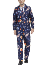 Holiday Rock Spacesuits Man's Party Suit PS4482