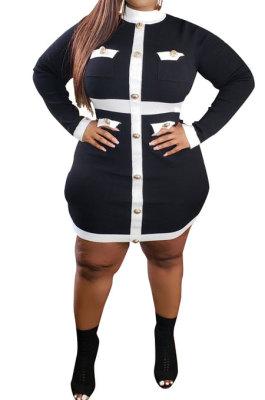 commuting Big Size Dress Uniform Long Sleeve Suit is Brought YF1301