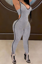 Sleeveless Get In Shape Fashion At home Sporty Sexy Conjoined Hoodies Not including Masks YR8024