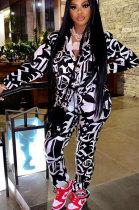 Fashion Casual Long Sleeve Cardigan Sets XMY026