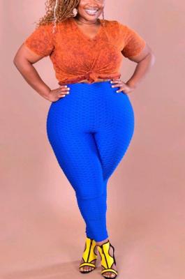 Casual Sexy High Waist Capris Pants NY5057