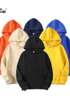 Men's And Women's Plucky Running Hoodies With Long Sleeves MID113