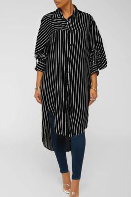 Casual Fashion Shirt Dress SMR9981
