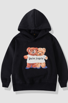 Smiley Bear Popular Logo With Cashmere Sweaters For Children TLN10032