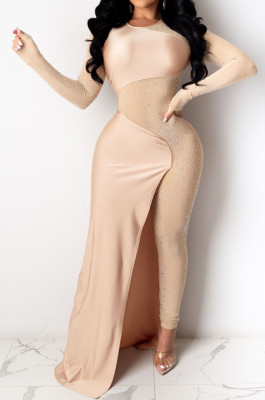 Hot Drill Cultivate One's Morality Perspective Skirt's Hemline Jumpsuits K2071