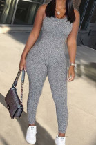 Sexy Fashion Casual Sling Jumpsuits MDF5212