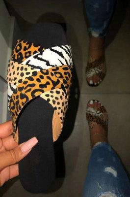 Flat Heels Slippers Women's Shoes XK9095