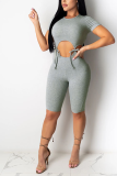 Sexy Fashion Casual Jumpsuit And Show Your Waist PHH1290