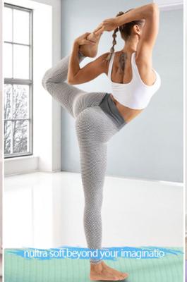 Yoga Tight Hip-lifting High Waist Yoga Pants MLE30957