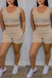 Euramerican Fashion Vest Sports Shorts Sets CM2133