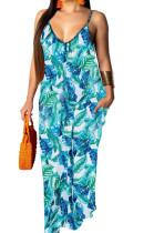 Fashion Summer Loose V Neck Ling Dress SMR10121