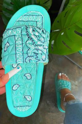 Fashion Women Classic Comfort Totem Sandals XK8053