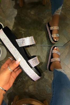 Women Modest Summer Platform Sandals XK8018