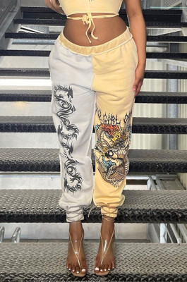 Ankle-tied Jogger Pants