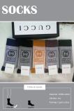 Women's 100% Cotton Mid Calf Socks(5 pairs a box)