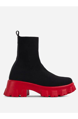 Copy Christina Boots in Red