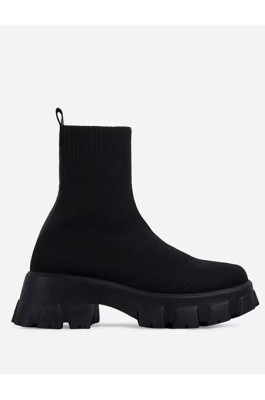 Christina Boots in Black