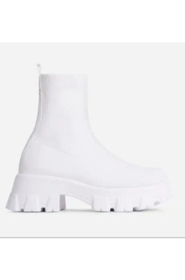 Christina Boots in White
